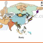 Learn the Map of Asia