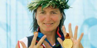 Birgit Fischer Olympics Featured