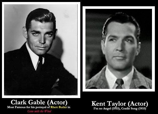 Clark and Kent