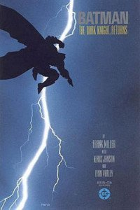 Cover of The Dark Knight Returns