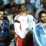 Daley Thompson at 1984 Summer Olympics