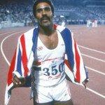 Decathlete Daley Thomson