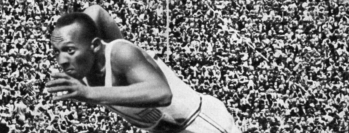 Jesse Owens Featured Image