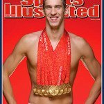 Michael Phelps on Sports Illustrated