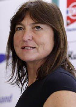 Olympic Champion Birgit Fischer