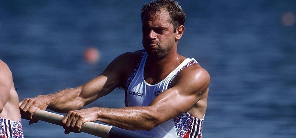 Steve Redgrave Olympics Featured