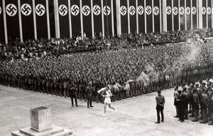 Olympic Torch 1936 Berlin Olympics