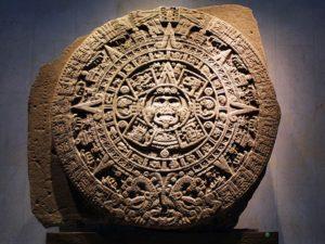 Aztec Stone Calendar