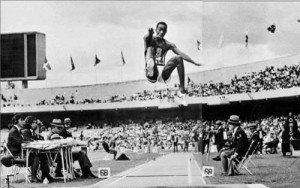 Bob Beamon Famous Long Jump