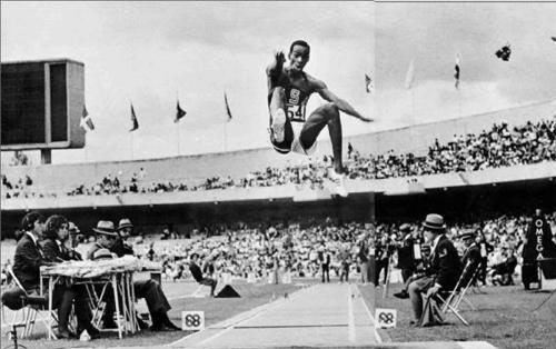 Bob Beamon Famous Long Jump
