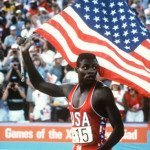 Carl Lewis at the 1984 Summer Olympics