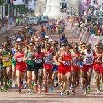 London 2012 Olympic Men's Marathon
