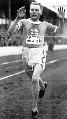 Paavo Nurmi 1920 Summer Olympics