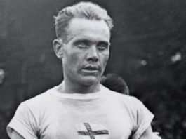 Paavo Nurmi Olympics Featured