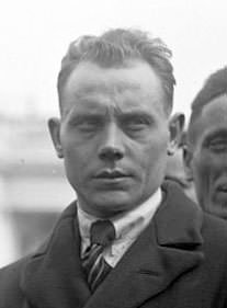 Paavo Nurmi in 1925