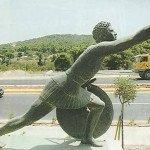 Statue of Pheidippides
