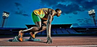 Usain Bolt Facts Featured