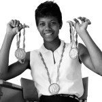 Wilma Rudolph Olympic gold medals