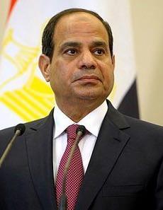 Abdel Fattah el-Sisi in 2015