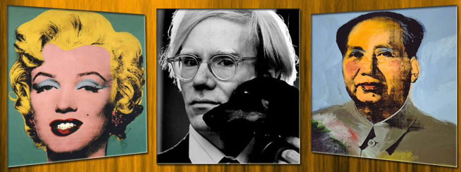 the accomplishments of angry warhol an artist Andy warhol was a graphic artist, not a fine artist just because you buy into the sub-intellectual hyperbole of why his art is held in high esteem doesn't make it so it's not.
