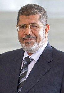 Mohamed Morsi in 2013