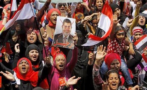 Anti-Morsi Protest