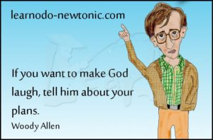 Woody Allen on plans featured