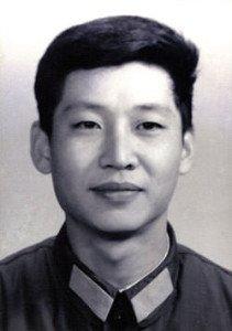 Xi Jinping in 1979