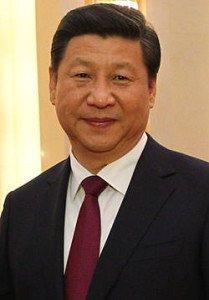 Xi Jinping in October 2013