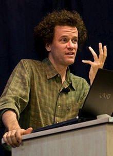 Yann Martel in 2007