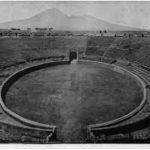 Amphitheatre at Pompeii