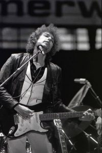 Bob Dylan from Wikipedia Commons