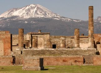 Pompeii Facts Featured