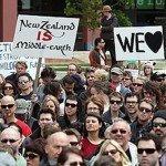 New Zealand Hobbit Protests