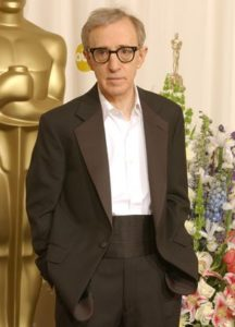Woody Allen at the Oscars