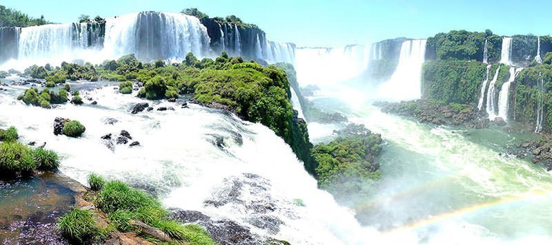 Iguazu Falls Beautiful Picture