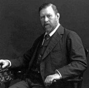 Bram Stoker in 1906