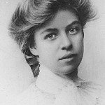 Eleanor Roosevelt at 15
