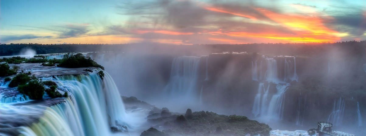 Iguazu Falls Facts Featured