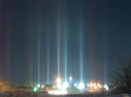 Light Pillars Featured