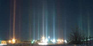 Light Pillars Featured