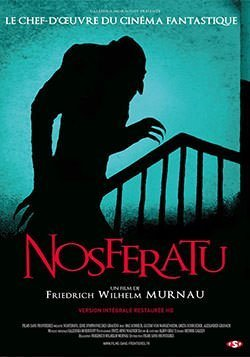 Nosferatu Movie Poster