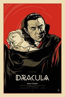 dracula interesting facts on the legendary character  dracula movie poster