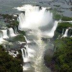 Devil's Throat of Iguazu Falls