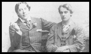Oscar Wilde and Alfred Douglas