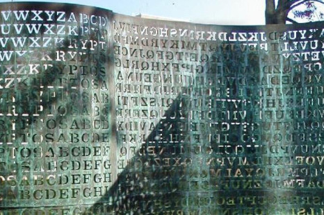 Kryptos Cipher