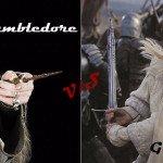 Dumbledore Vs Gandalf Featured