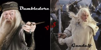 Dumbledore Vs Gandalf Featured