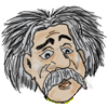 Einstein Color Icon 2