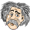 Einstein Color Icon 3
